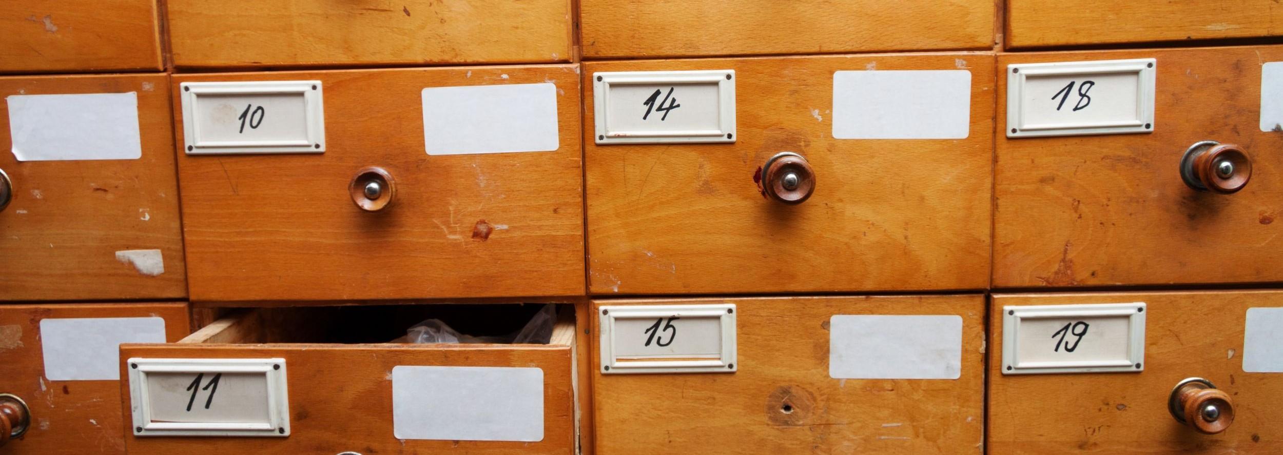 Архив рассылок